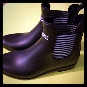 Nautica Ankle Rain Boots